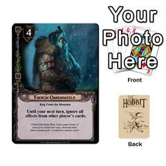 Jack Hobbit Love Letter Retheme 3 Decks By Aaron Lambert   Playing Cards 54 Designs   5edihaa7e3mv   Www Artscow Com Front - SpadeJ