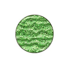 Alien Skin Green Hat Clip Ball Marker (10 Pack) by ImpressiveMoments