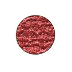 Alien Skin Red Hat Clip Ball Marker (4 Pack) by ImpressiveMoments