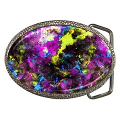 Colour Splash G264 Belt Buckles by MedusArt