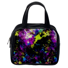 Colour Splash G264 Classic Handbags (one Side) by MedusArt