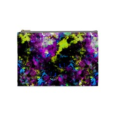 Colour Splash G264 Cosmetic Bag (medium)  by MedusArt