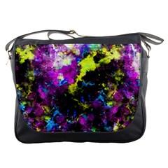 Colour Splash G264 Messenger Bags by MedusArt