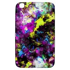 Colour Splash G264 Samsung Galaxy Tab 3 (8 ) T3100 Hardshell Case  by MedusArt