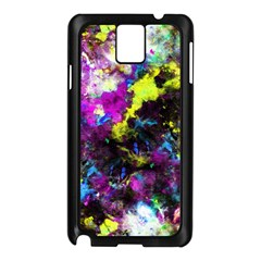 Colour Splash G264 Samsung Galaxy Note 3 N9005 Case (black) by MedusArt