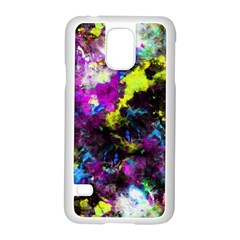 Colour Splash G264 Samsung Galaxy S5 Case (white) by MedusArt