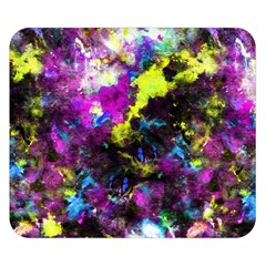 Colour Splash G264 Double Sided Flano Blanket (small)  by MedusArt