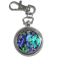 Strange Abstract 1 Key Chain Watches by MoreColorsinLife