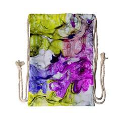 Strange Abstract 2 Soft Drawstring Bag (small) by MoreColorsinLife