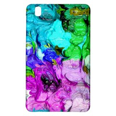 Strange Abstract 4 Samsung Galaxy Tab Pro 8 4 Hardshell Case by MoreColorsinLife