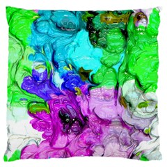Strange Abstract 4 Standard Flano Cushion Cases (two Sides)  by MoreColorsinLife