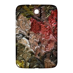 Strange Abstract 5 Samsung Galaxy Note 8 0 N5100 Hardshell Case  by MoreColorsinLife