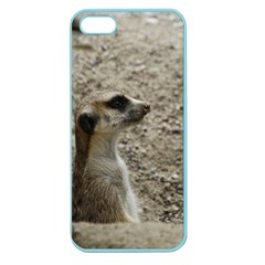 Adorable Meerkat Apple Seamless Iphone 5 Case (color) by ImpressiveMoments