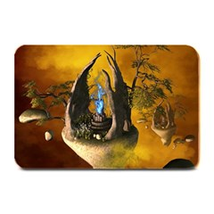 The Forgotten World In The Sky Plate Mats by FantasyWorld7