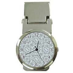 Bridal Lace Money Clip Watches by MoreColorsinLife