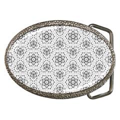 Bridal Lace 2 Belt Buckles by MoreColorsinLife