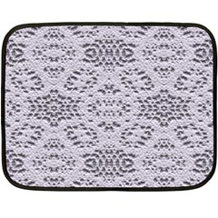 Bridal Lace 3 Fleece Blanket (mini)