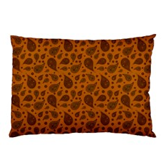 Vintage Paisley Terra Pillow Cases by MoreColorsinLife