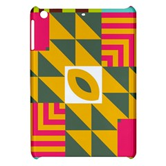 Shapes In A Mirror Apple Ipad Mini Hardshell Case by LalyLauraFLM