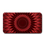 Red Lagoon Medium Bar Mat