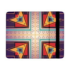 Cross and other shapes	Samsung Galaxy Tab Pro 8.4  Flip Case by LalyLauraFLM