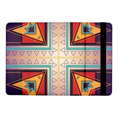 Cross and other shapesSamsung Galaxy Tab Pro 10.1  Flip Case by LalyLauraFLM
