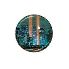 New York 2014 1206 Hat Clip Ball Marker (4 Pack) by JAMFoto