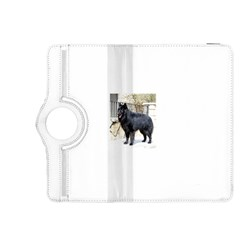 Belgian Shepherd Dog (groenendael) Full Kindle Fire HDX 8.9  Flip 360 Case by TailWags