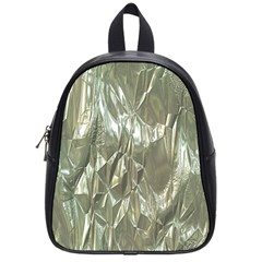 Crumpled Foil School Bags (small)  by MoreColorsinLife