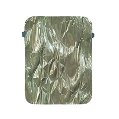 Crumpled Foil Apple Ipad 2/3/4 Protective Soft Cases by MoreColorsinLife