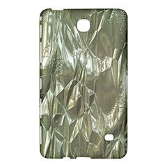Crumpled Foil Samsung Galaxy Tab 4 (7 ) Hardshell Case  by MoreColorsinLife
