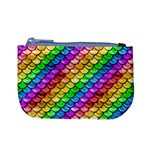 Rainbow Scales 3 Coin Change Purse