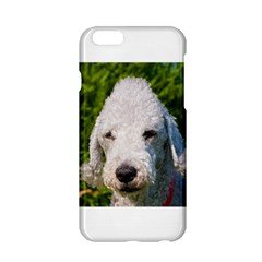 Bedlington Terrier Apple iPhone 6/6S Hardshell Case by TailWags