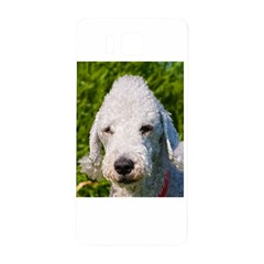 Bedlington Terrier Samsung Galaxy Alpha Hardshell Back Case by TailWags