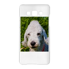 Bedlington Terrier Samsung Galaxy A5 Hardshell Case  by TailWags