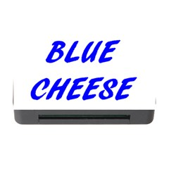 Blue Cheese Memory Card Reader with CF