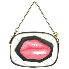 Troislips0002 Chain Purses (Two Sides)  by northerngardens