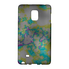 Unique Marbled Candy Galaxy Note Edge by MoreColorsinLife
