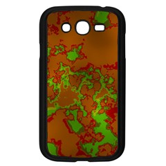 Unique Marbled Hot Samsung Galaxy Grand Duos I9082 Case (black) by MoreColorsinLife
