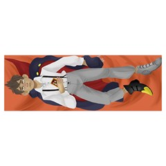 Wirt Body Pillow 2 Sides By Nicole Miller   Body Pillow Case Dakimakura (two Sides)   O73ffh68x200   Www Artscow Com Back