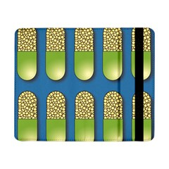 Capsule Pattern Samsung Galaxy Tab Pro 8 4  Flip Case by theimagezone