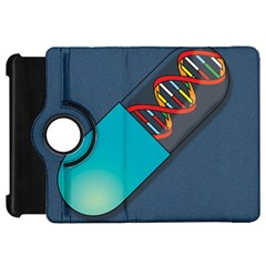 Dna Capsule Kindle Fire Hd Flip 360 Case by theimagezone