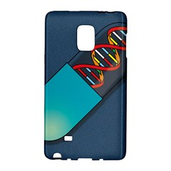 Dna Capsule Galaxy Note Edge by theimagezone