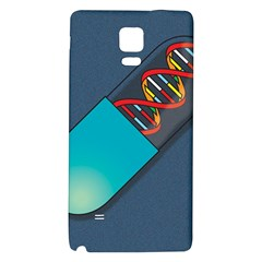 Dna Capsule Galaxy Note 4 Back Case by theimagezone
