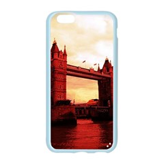 London Tower Bridge Red Apple Seamless iPhone 6/6S Case (Color)