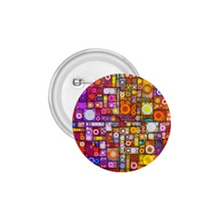 Circles City 1.75  Buttons by KirstenStar