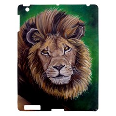 Lion Apple Ipad 3/4 Hardshell Case by ArtByThree