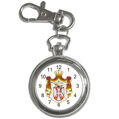 Srbija Key Chain Watches by TresFolia