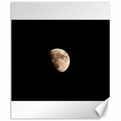 Half Moon Canvas 20  X 24   by timelessartoncanvas