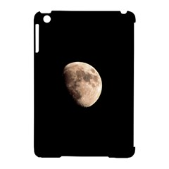 Half Moon Apple iPad Mini Hardshell Case (Compatible with Smart Cover) by timelessartoncanvas